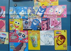 Endless choices by harthillsouth, via Flickr Ice Cream Menu, Sonic Birthday Parties, Ice Cream Poster, Bubble Gum Machine, Oswald The Lucky Rabbit, Cream Aesthetic, Kids Room Furniture, Time Kids, Icecream Bar