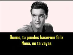 ELVIS PRESLEY - I want you with me ( con subtitulos en español )  BEST S...