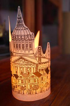 San Fransisco Lantern