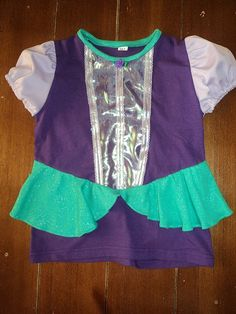 Princess+Little+Mermaid+TShirt+Blouse+by+TheFemaleTouch+on+Etsy,+$20.00