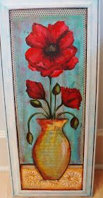 My Art Journal: Poppy and Somerset Love