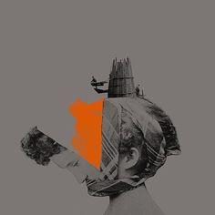 """Reto propuesto por Federico Hurtado: """"Nuevas aventuras de Robinson Crusoe""""  El secreto consiste en construir construir mediaciones para el trato con el desierto máquinas de palo y lianas rudimentarias que defiendan que den sombra aunque nada nos libre del sol de la memoria y otros deduzcan de tan ardua prolijidad como una llama negra continua nuestra locura.  Juan José Saer  Reto para: @jorge_chamorro_design_collage a @descalza  @willyollero @lumese @00mit00 @laboli @elsrgarcia @dickvergez…"""