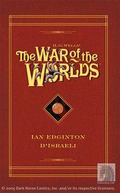 H.G. Wells' The War of the Worlds HC :: Profile :: Dark Horse Comics