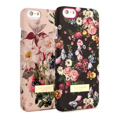 a1bbe41c34bbc6 The Ted Baker iPhone 6 case collection for the Fall Winter season makes the  most of feminine