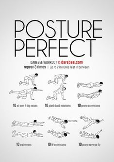 Survival Muscle Posture Perfect Workout The Hidden Survival Muscle In Your Body Missed By Modern Physicians That Keep Millions Of Men And Women Defeated By Pain, Frustrated With Belly Fat, And Struggling To Feel Energized Every Day Gym Workout Tips, Fitness Workouts, Workout Challenge, At Home Workouts, Back Workout Men, Workout Bodyweight, Tummy Workout, Hip Workout, Workouts For Men