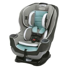 Graco® Extend2Fit™ Convertible Car Seat in Spire - BedBathandBeyond.com