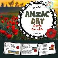 This PowerPoint will assist in building an understanding of ANZAC Day and why we hold it as an important part of our history and acknowledge it every year. Use this ANZAC Day as a PowerPoint and share with your grade. Discuss each slide and ask questions about their understanding.