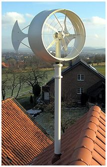 A energy saving wind turbine coming soon to your home...on your very own roof?  http://gailcorcoran.realtor