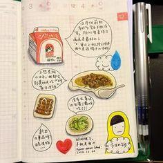 小布の手帳 @hobunichi 因為手帳今天才到...Instagram photo   Websta (Webstagram)