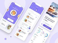 Mobile Ui Design, App Ui Design, User Interface Design, Branding Design, Web Design, Health And Nutrition, Health Fitness, Fitness App, Sign Up Page