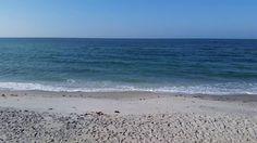 The Waves on Manasota Key Beach.