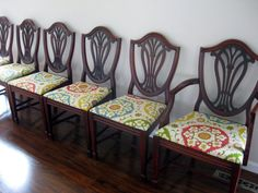 I Am Looking For Two Head Chairs With Arm Rests From This Collection.  Duncan Phyfe 1940s 9 Piece Mahogany Dining Room Set. 6 SHIELD BACK CHAIRS.  1u2026