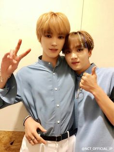TY and Haechan