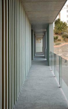 El Lasso Community Center / Romera y Ruiz Arquitectos