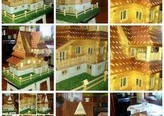 Domek Góralski Miniaturka
