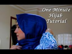 One Minute Hijab Tutorial - Hijab Tutorial 2015 - Turban Tutorial 2015