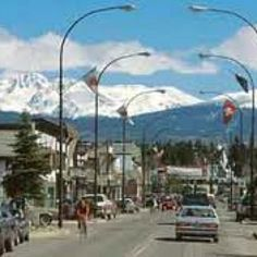 Smithers BC shopping down main street. Worth checking out, especially if you're looking for more locally made items :)