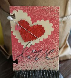 super cute ATC ideas for Valentine's Day