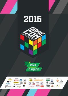 A terceira edição Comic-Con Experience acontecerá de 01 a 04 de dezembro no São Paulo Expo Exhibition & Convention Center, na Rodovia dos Imigrantes, na Água Funda, em São Paulo. Maior evento d…
