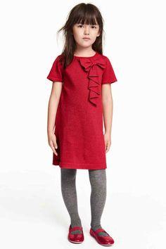 Brokatowa sukienka | H&M