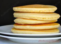 Панкейки|Pancake ( американские блины) on http://kulinarniyclub.ru