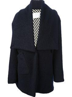 socit anonyme oversize coat