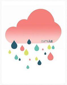 Affiches Cumulus nuage