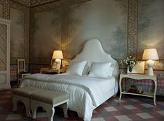 FRANCIS FORD COPPOLA'S NEW HOTEL PALAZZO MARGHERITA