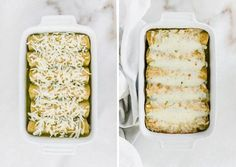 Snack Recipes, Snacks, How To Make Cheese, Enchiladas, Chile, Meals, Dishes, Store, Green