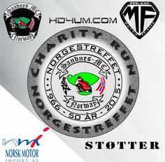 NMI Norsk Motor Import Støtter Charity Run Norgestreffet