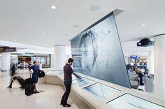 SFO, Terminal 3, Boarding Area E | Architect Magazine | Gensler, San Francisco, California , Transportation, 2016 AIA San Francisco Design Awards, AIA San Francisco Design Awards 2016, Award Winners