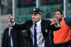 Giuseppe Iachini terá a missão de afastar o Palermo da zona de rebaixamento no Italiano (foto: ANSA)