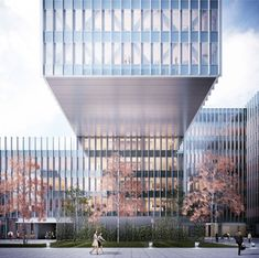Forbes Massie / 3D Visualisation Studio / London - Work - Schmidt Hammer Lassen / Ningbo