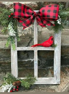 There are a lot of different themes that you can have for Christmas. One of them is the vintage Christmas style. If you want, you can try the vintage Christmas decoration to generate this kind of Christmas idea. The point… Continue Reading → Farmhouse Christmas Decor, Outdoor Christmas, Vintage Christmas, Christmas Holidays, Christmas Windows, Diy Christmas Wall Decor, Christmas Porch Decorations, Country Christmas Crafts, Christmas Lanterns
