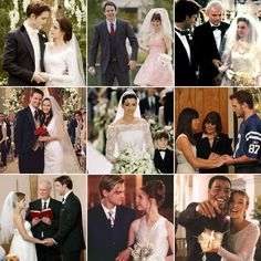 200 TV and Movie Wedding Pictures!