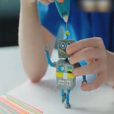 Halloween Crafts For Kids, Holiday Crafts, Fun Crafts, Christmas Crafts, Cool Gifts For Kids, 3d Pen, Cool Gadgets To Buy, Cool Inventions, Craft Videos