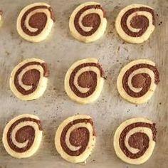 Foto da receita: Biscoito caracol