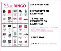 ThirtyOne SPRING 2014 Bingo DOWNLOAD by memyselfandky on Etsy 31 Party, Host A Party, Party Time, Thirty One Games, Thirty One Business, Randal, 31 Gifts, Get Free Stuff, First Game