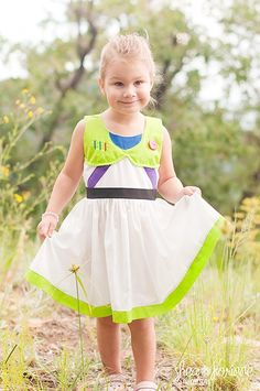 26 Princess-Free Halloween Costumes For Girls Buzz Lightyear A Space Ranger ($95) is anything but princessy.