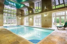 Plas Cilybebyll, Ciliybebyll, Swansea, Wales - sleeps 22. This property has many impressive features, none more so than the 10m x 4m, internal swimming pool!