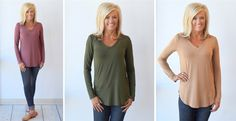 Favorite Basic Modal Top | 12 Colors