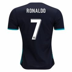 dbd723ae47c 2017 Ronaldo Jersey Real Madrid Away Player Version Shirt 2017 Ronaldo Jersey  Real Madrid Away Player Version Shirt | Wholesale Customized [BFC763] -  $27.99 ...