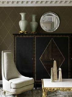 J L Denoit Interior Design _ Decor ideas