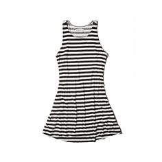 Abercrombie & Fitch Easy Swing Dress ($29) ❤ liked on Polyvore