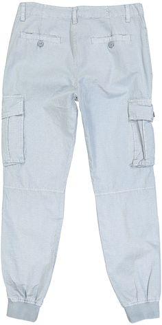 Gray Cargo Pockets Joggers - Men's Regular Mens Cargo, Cargo Pants Men, Mens Joggers, Bermuda Shorts, Pockets, Gray, Stylish, Clothing, Tops