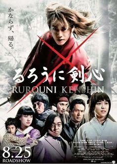 Rurouni Kenshin cannot wait!!!!!!