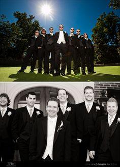 great groomsmen poses