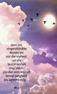 Afrikaanse Quotes, Boss Wallpaper, Qoutes, Poetry, Girl Boss, Words, Tart, Quotations, Quotes