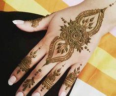 Beautiful Mehndi Designs For Girls                                                                                                                                                      More