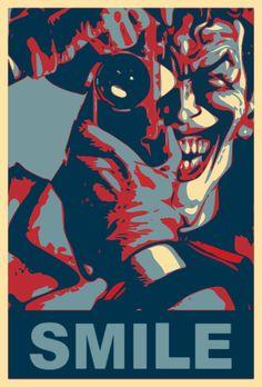 Joker for President by ~LordOfTheBinks